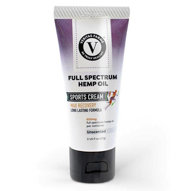 Veritas Farms Full Spectrum Sports Cream
