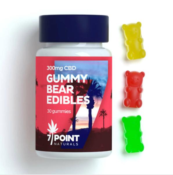 7 Point Naturals CBD Gummies