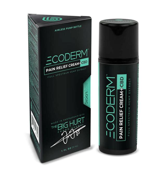 Eco Sciences Ecoderm Pain Cream
