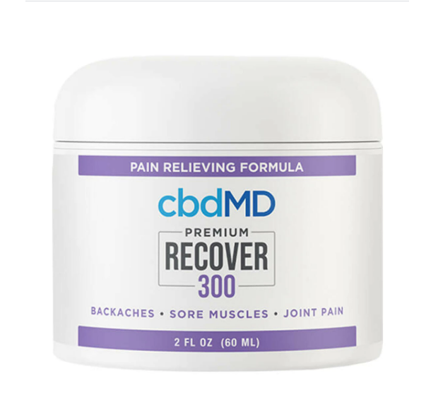 CBDMD Recover Inflammation Cream