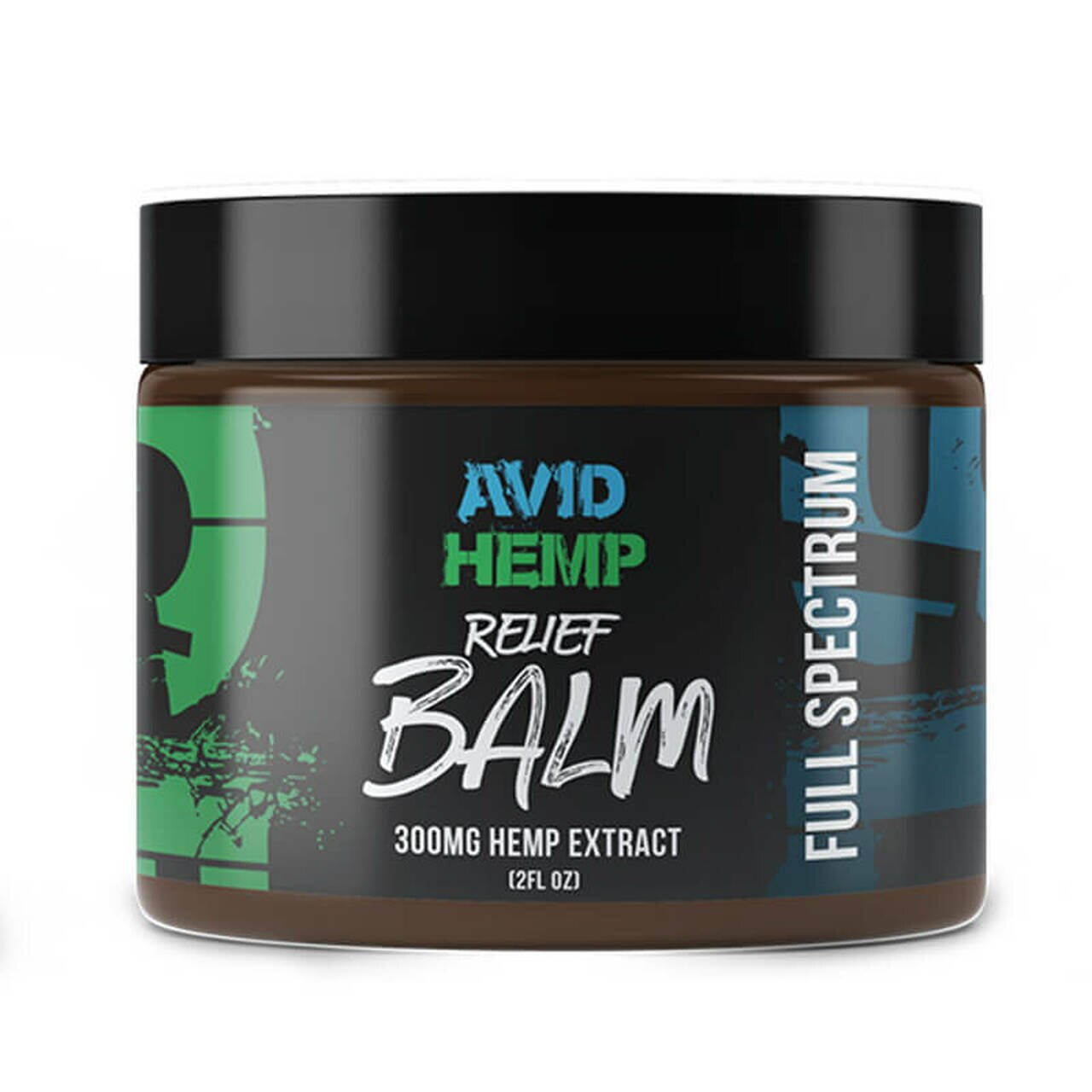 AVID HEMP CBD Topical Relief Balm